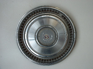Cadillac wheel covers