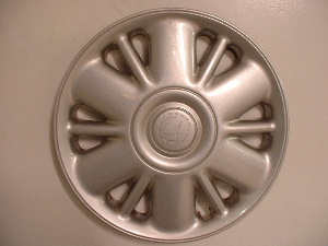 Plymouth hubcaps