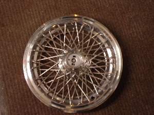 Caprice wire spoke hubcaps