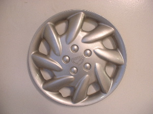 Eagle hubcaps