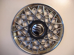 98-02 Grand Marquis spoke hubcaps