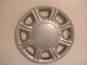 96-07 Sable hubcaps