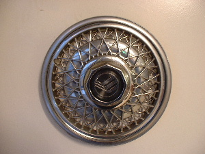 88-91 Grand Marquis spoke hubcaps
