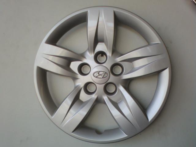 2009 Santa Fe hubcaps, wheel covers