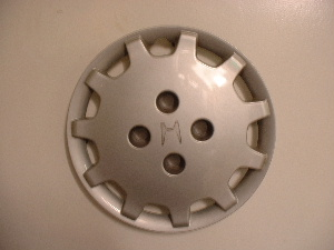 92-96 Prelude hubcaps
