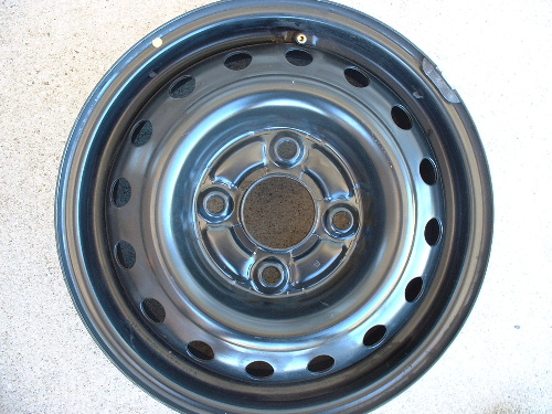 accord steel wheels