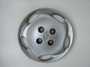 93-95 Elantra wheel covers