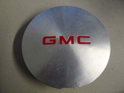 GMC center caps