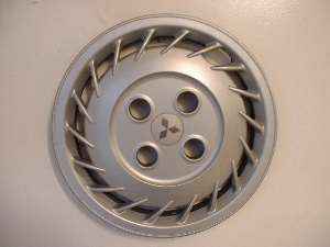 92 Mirage hubcaps