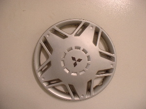 95-96 Mirage hubcaps