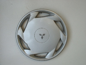 97-98 Mirage hubcaps
