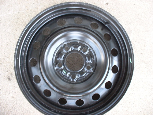 Galant steel wheels