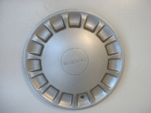 88-92 Subaru wheel covers