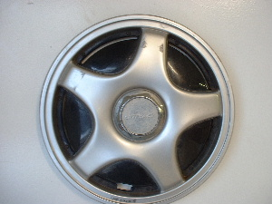 95-97 Outback wheel covers