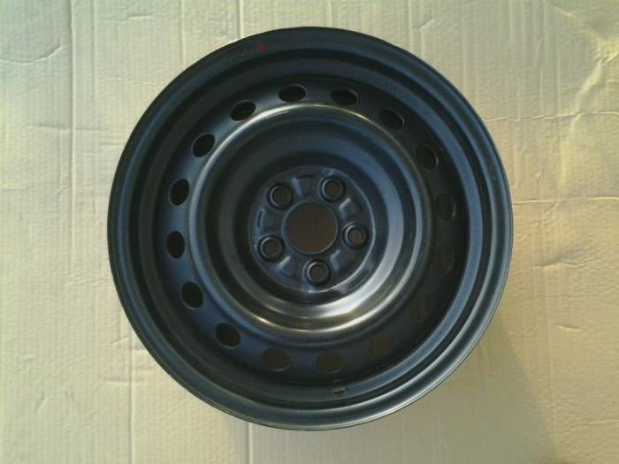 2009-2014 Toyota Corolla steel wheels, rims