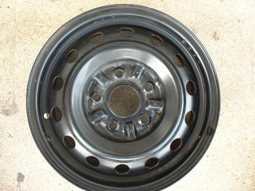 92-99 Camry steel wheels