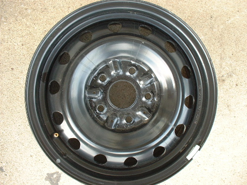 92-01 Camry steel wheels