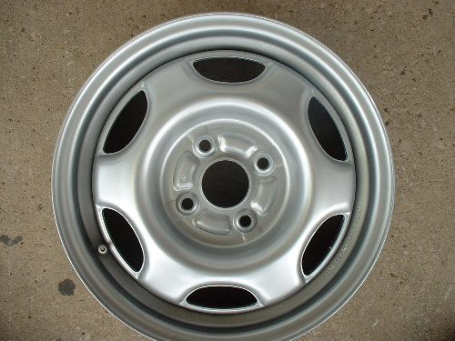 96-01 Corolla steel rims