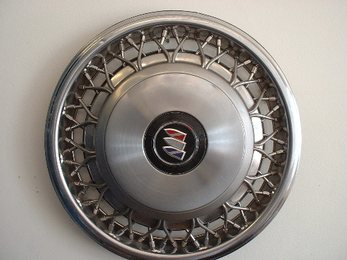 93-94 Regal spoke hubcaps