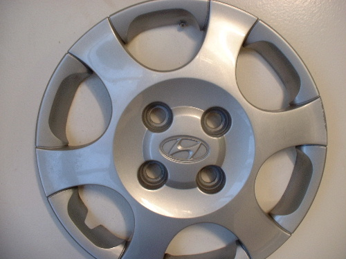 01-03 Elantra wheel covers