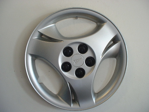 Pontiac wheel covers