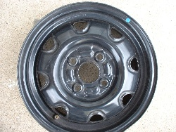 Esteem steel wheels