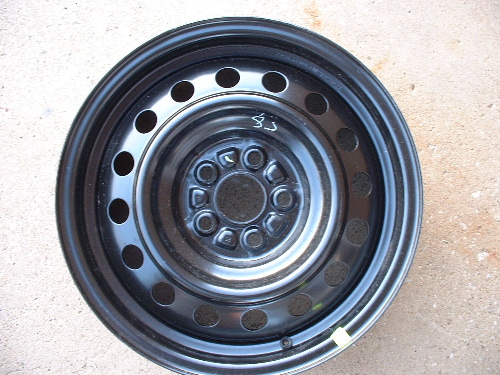 03-07 Corolla steel rims